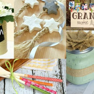 Do-It-Yourself Gifts for Mom