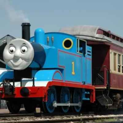 Visit Thomas the Tank Engine in Grapevine