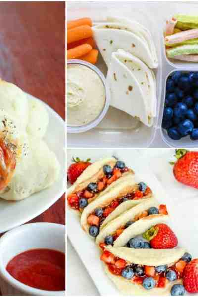 Your Kid Will Love These Toddler Lunch Ideas