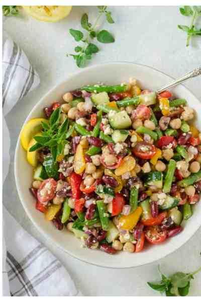 Easy Take Along Summer Picnic Salads