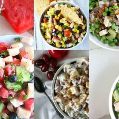 Twenty Delicious Take-Along Salads