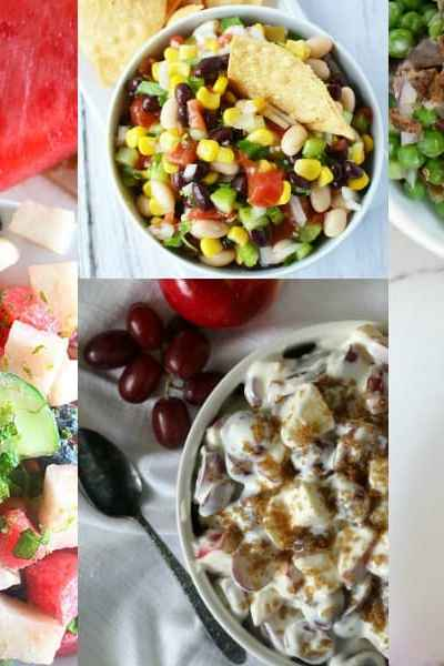 Twenty Delicious Take-Along Salads