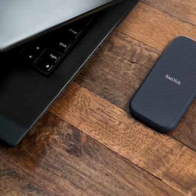 Reminiscing about Technology and Exploring the SanDisk External USB