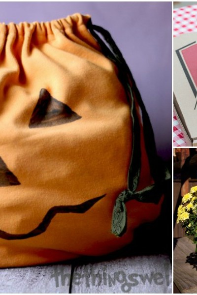 Pumpkin Crafts for Halloween