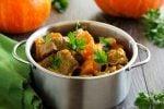 Paleo Beef & Pumpkin Stew In The Slow Cooker