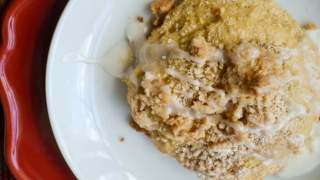 Pumpkin Coffee Cake Cookies
