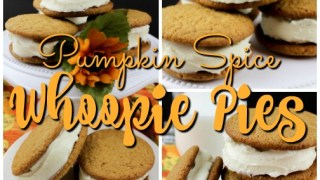 Must Have Pumpkin Spice Whoopie Pies