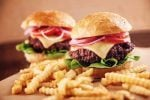 The Ultimate Air Fryer Burgers