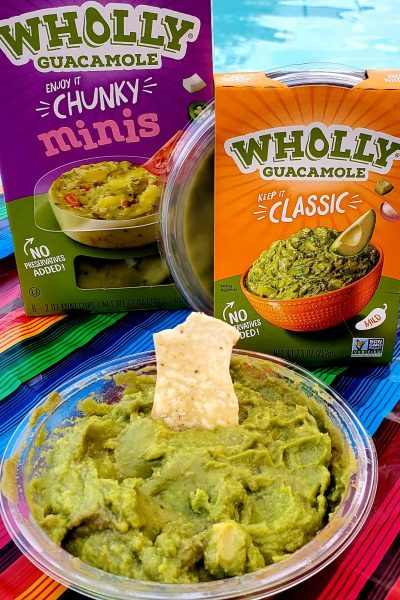 Celebrate National Guacamole Day