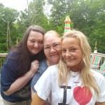 Angel, Brianna and Mawmaw