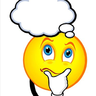 Thinking Emoji Clipart