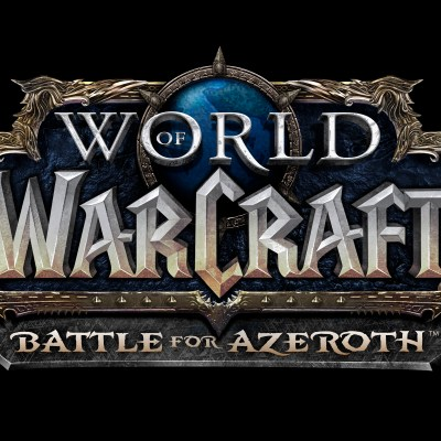World of Warcraft Battle for Azeroth Logo
