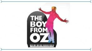 The Boy From Oz Logo
