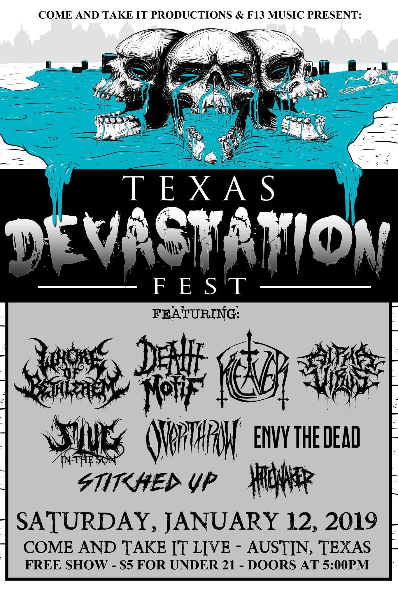 Texas Devastation Fest 2019