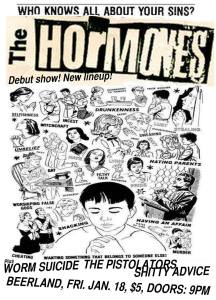 The Return of the Hormones At Beerland!