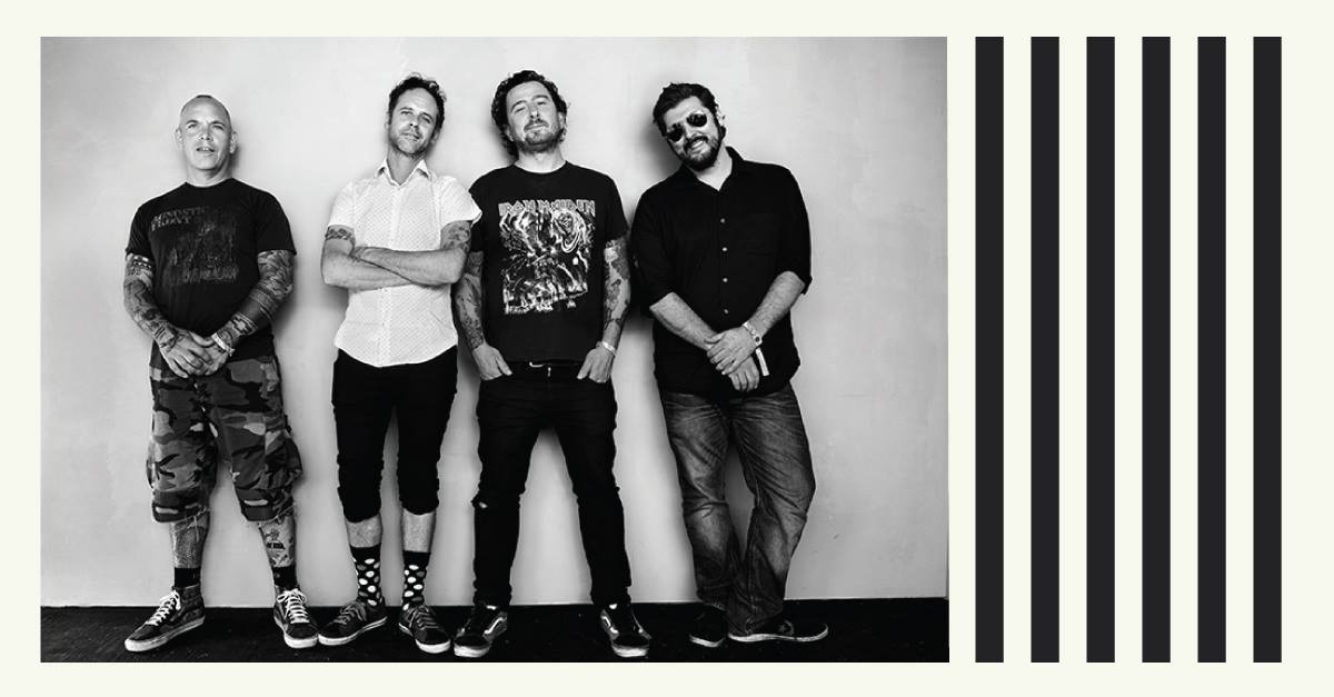 The Bouncing Souls 30-Year Anniversary Tour
