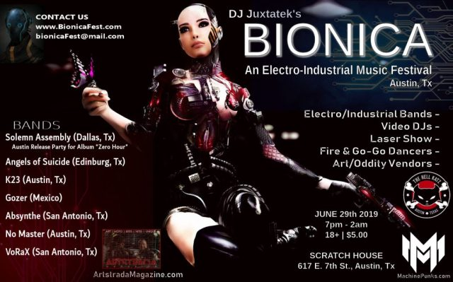 Bionica - An Electro-Industrial Music Festival