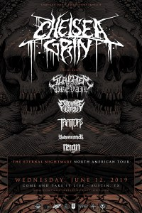Chelsea Grin, Slaughter to Prevail, Enterprise Earth and more
