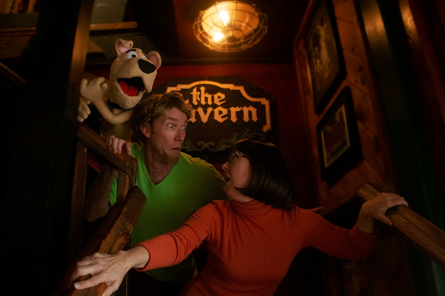 The Haunting of the Tavern