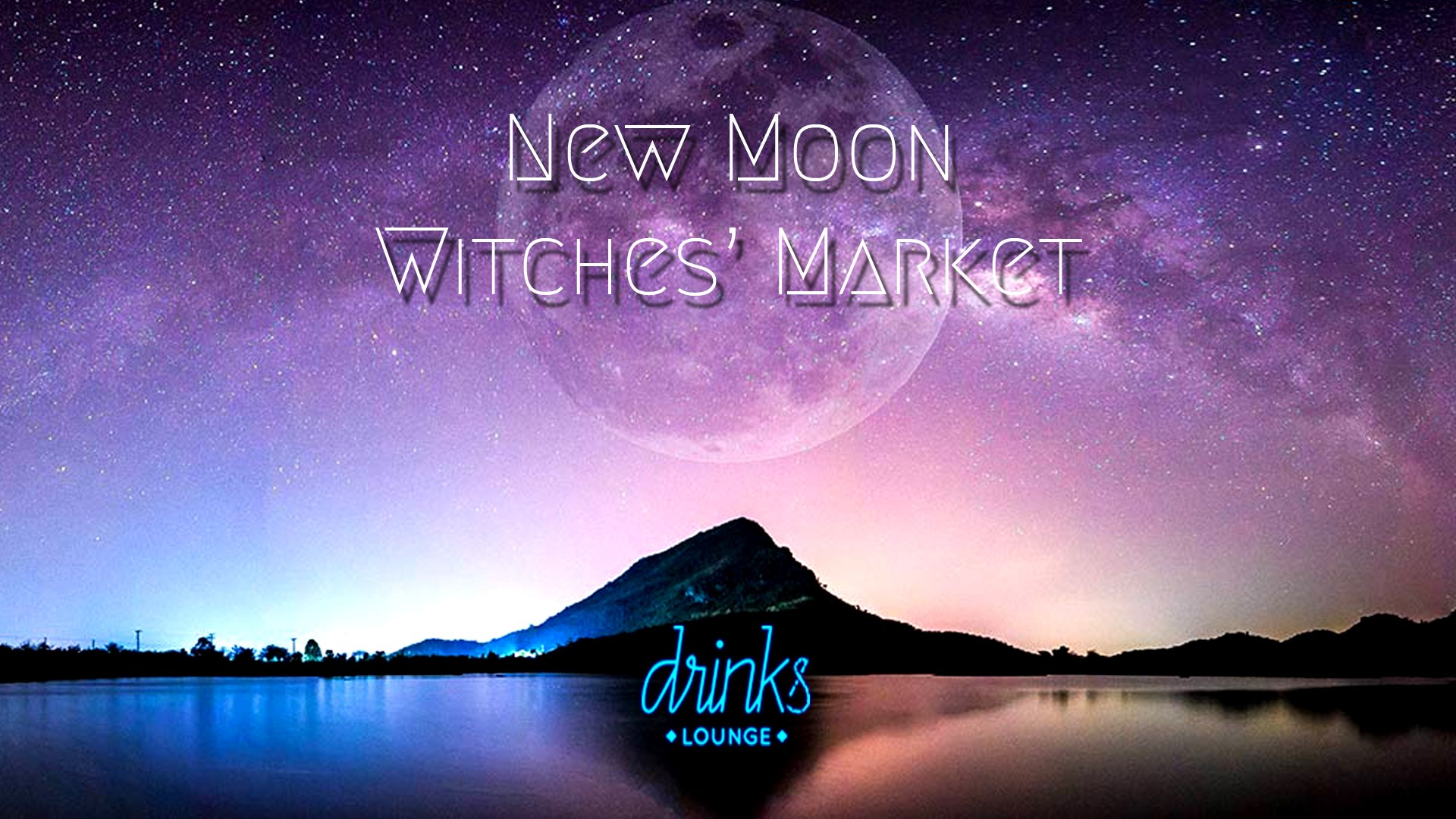 New Moon Witches' Market
