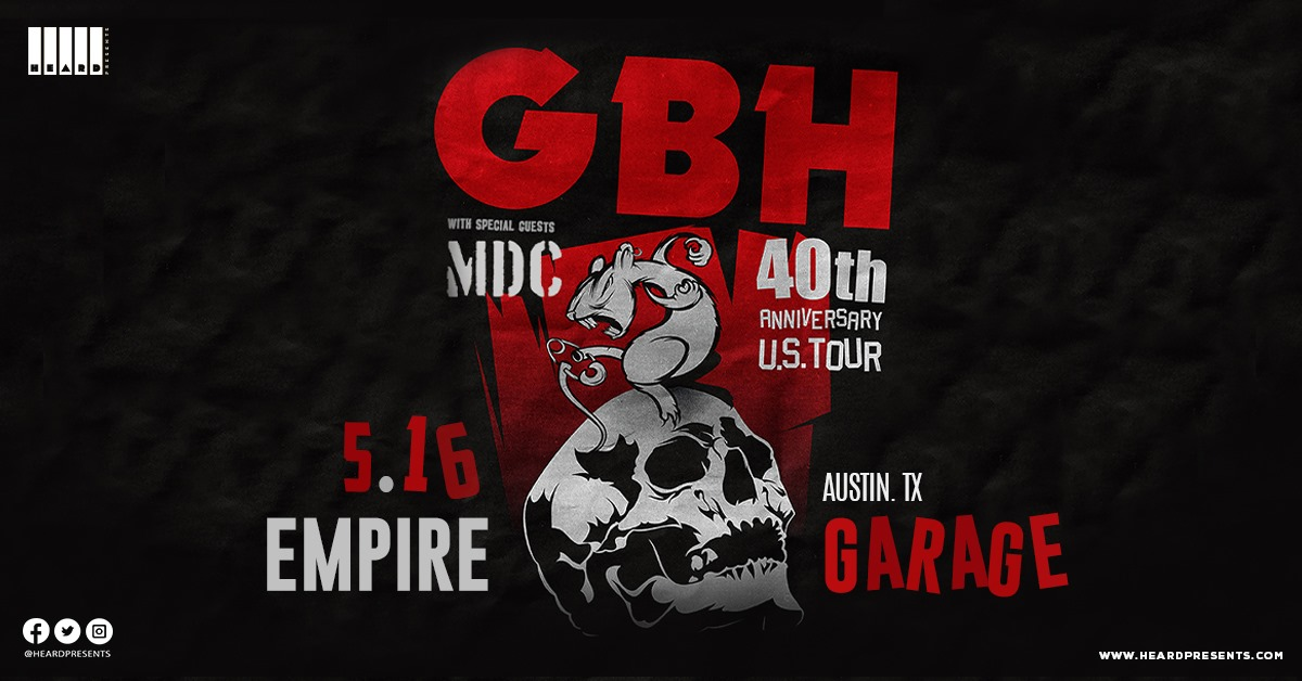 GBH with MDC