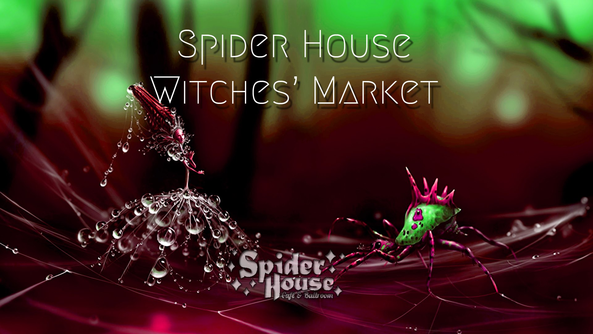 Spider House Witches' Market