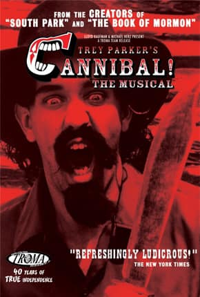 Taps & Tapes: Cannibal! The Musical