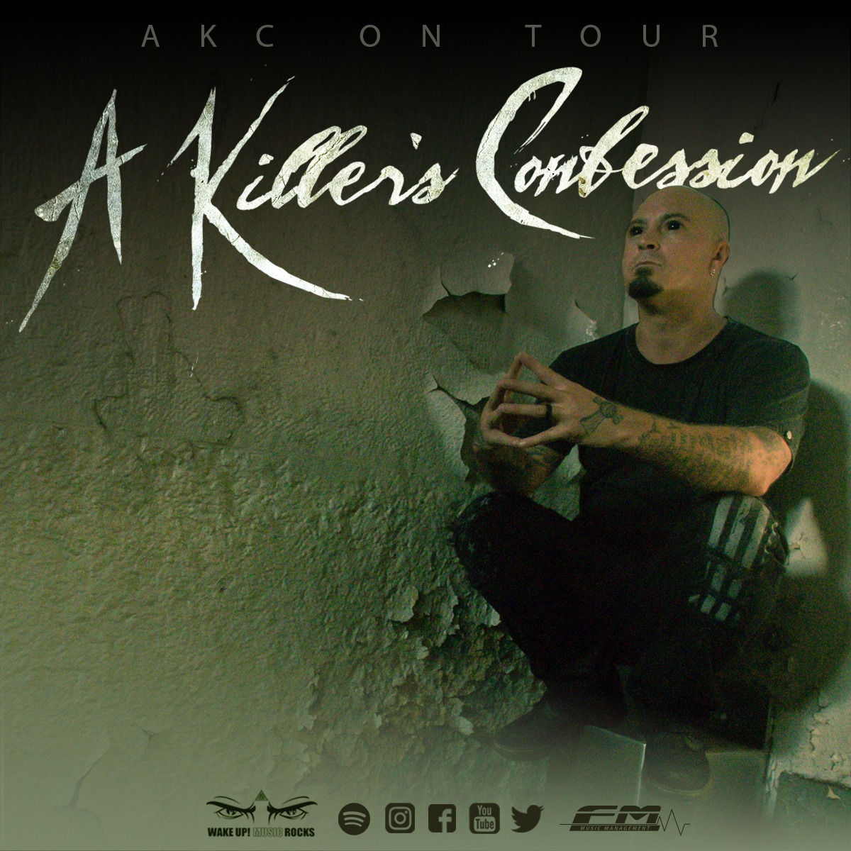 A Killers Confession, The Failsafe, Astrixion, XIII and more at Come and Take It Live