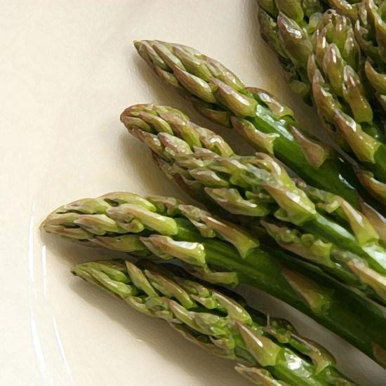 Asparagus by Julie Cardinal