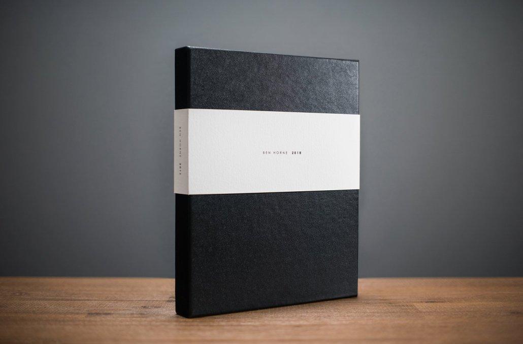 Ben Horne's 2018 Portfolio Box Set