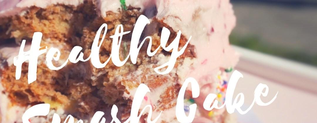 Healthy 1st Birthday Smash Cake