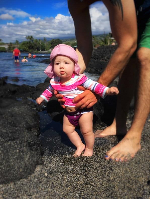 Beach Baby Ella