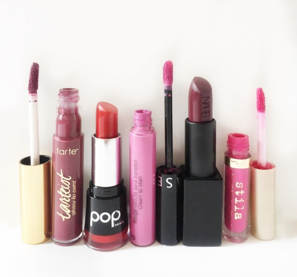 Five Favorite Bold Lips