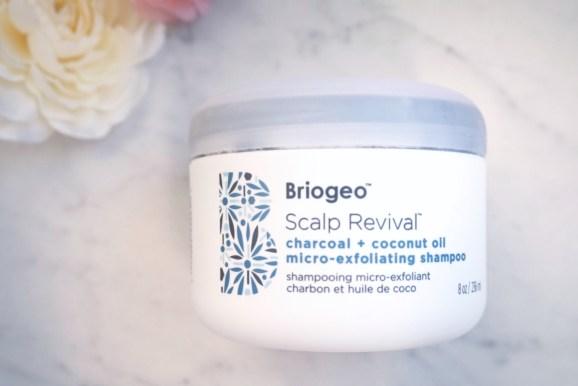 Exfoliating Shampoo! Briogeo Scalp Revival