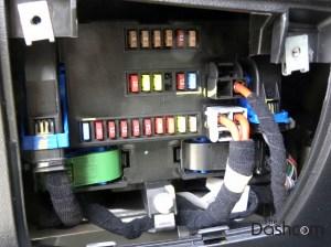 2015 Dodge Ram ProMaster BlackVue DR650GW2CH Dashcam