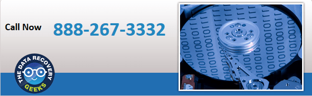 Call The Data Recovery Geeks at 888-267-3332