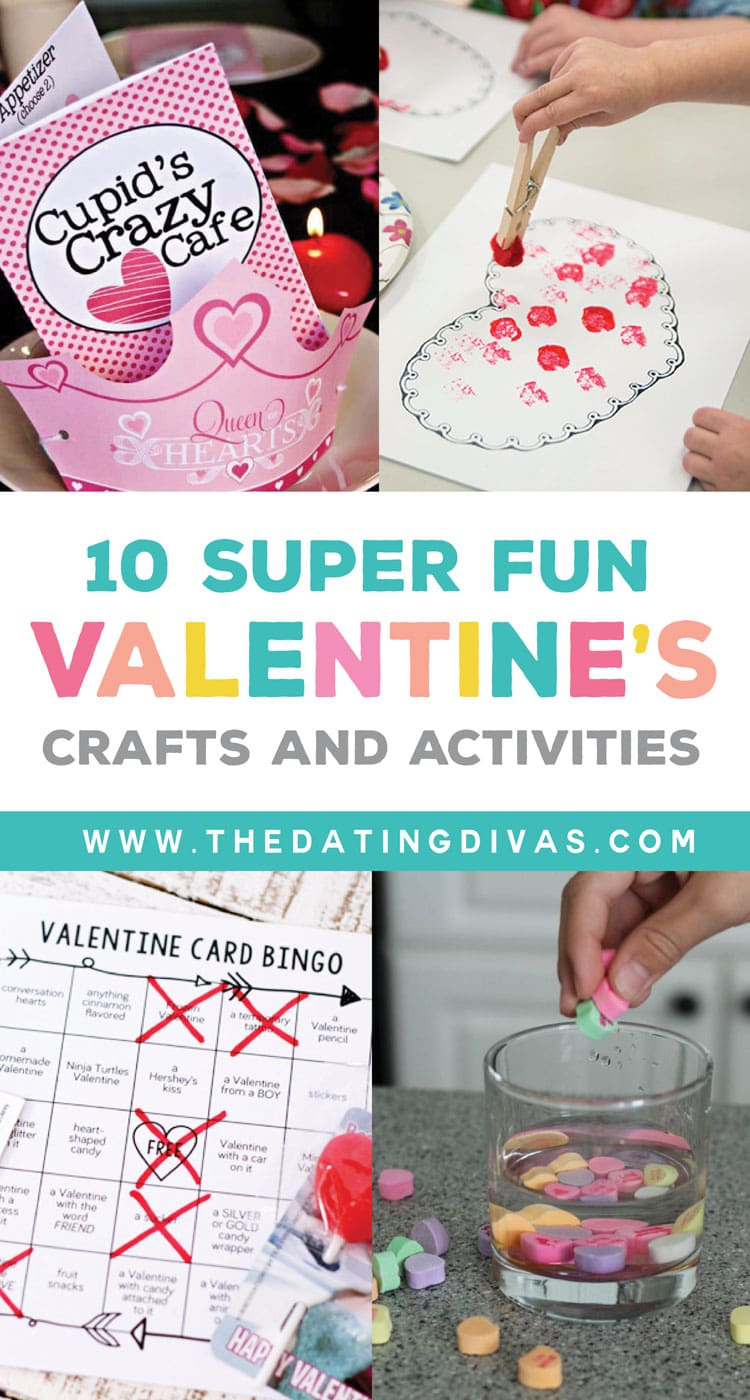 Kids Valentines Day Ideas From The Dating Divas