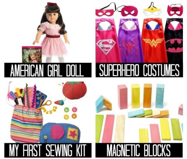 Good Birthday Gifts For Girls