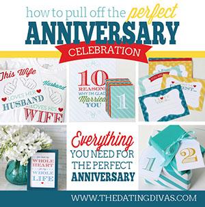 anniversary printables