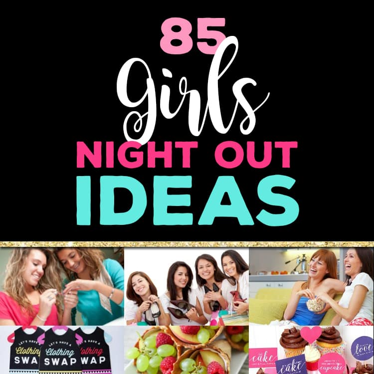 Girls Night Out Ideas And Activities From The Dating Divas
