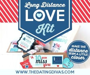 sweet care package ideas for long distance boyfriend
