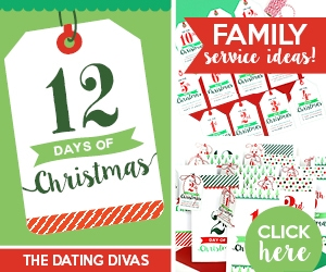 12 Days of Christmas from The Dating Divas