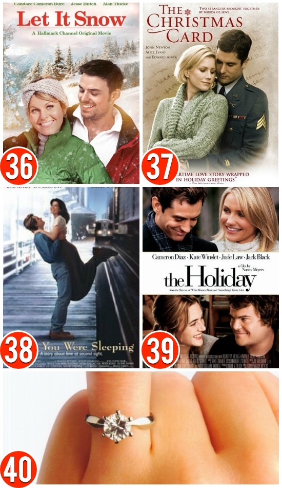 Over 50 Of The Best Christmas Movies The Dating Divas