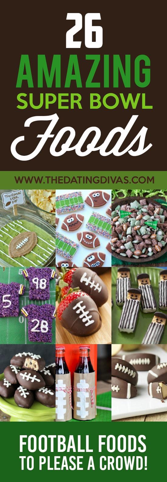 101 Super Bowl Party Ideas