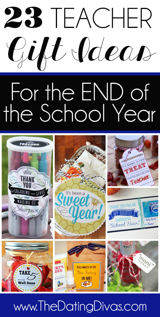 Teacher Gift Ideas For Any Time Of Year The Dating Divas