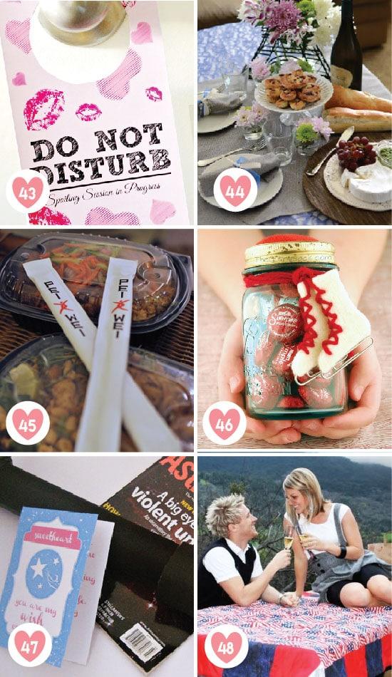 Last Minute Valentine's Date Nights