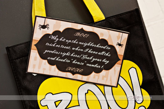 cute halloween sayings for treat bags hallowen org