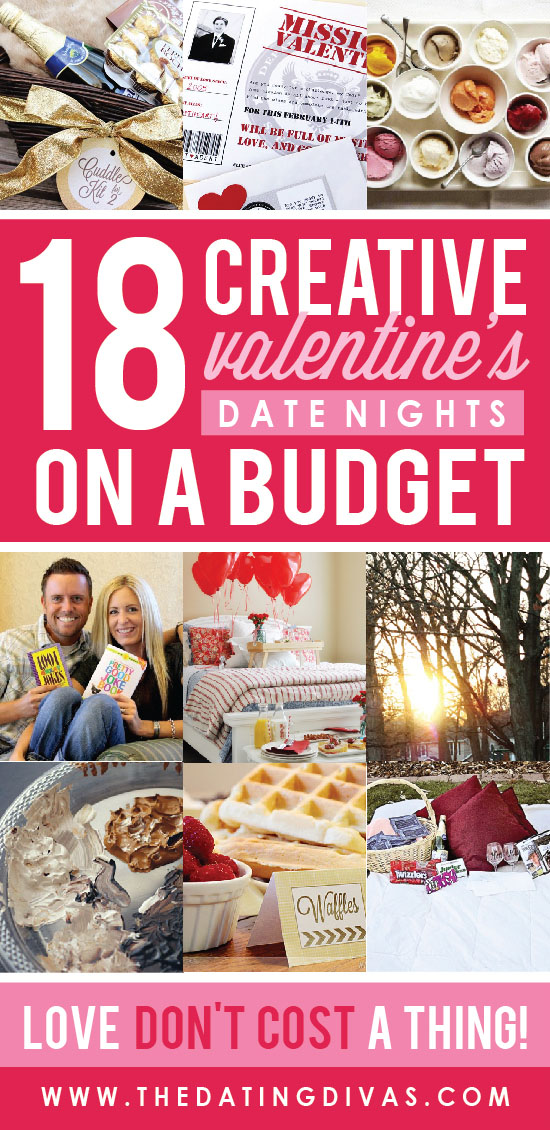 Valentine's Date Nights on a Budget