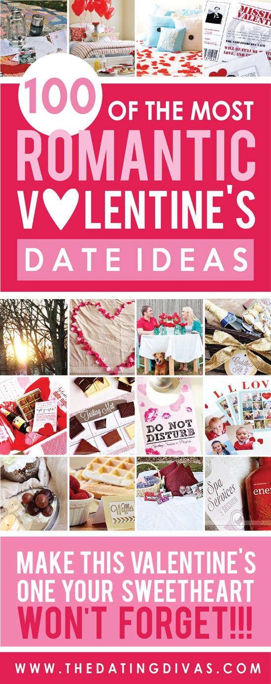 Romantic Valentine's Date Ideas