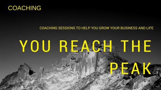 Business Coaching to help you grow your business